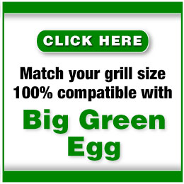 frogmats for Big Green Egg
