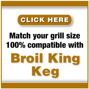 frogmats for Broil King Keg