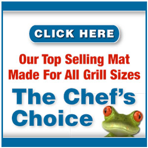 The Chef's Choice Frogmat is our most popular mat we sell