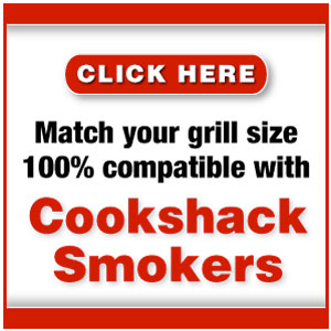 Frogmats for Cookshack Smokers