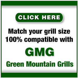 Frogmats made for Green Mountain Grills