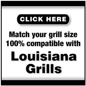 frogmats for Louisiana Grills